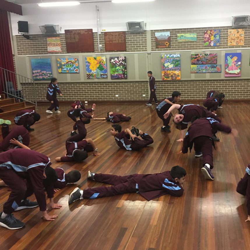 Possum Magic Creative Discovery at Bankstown West Public School