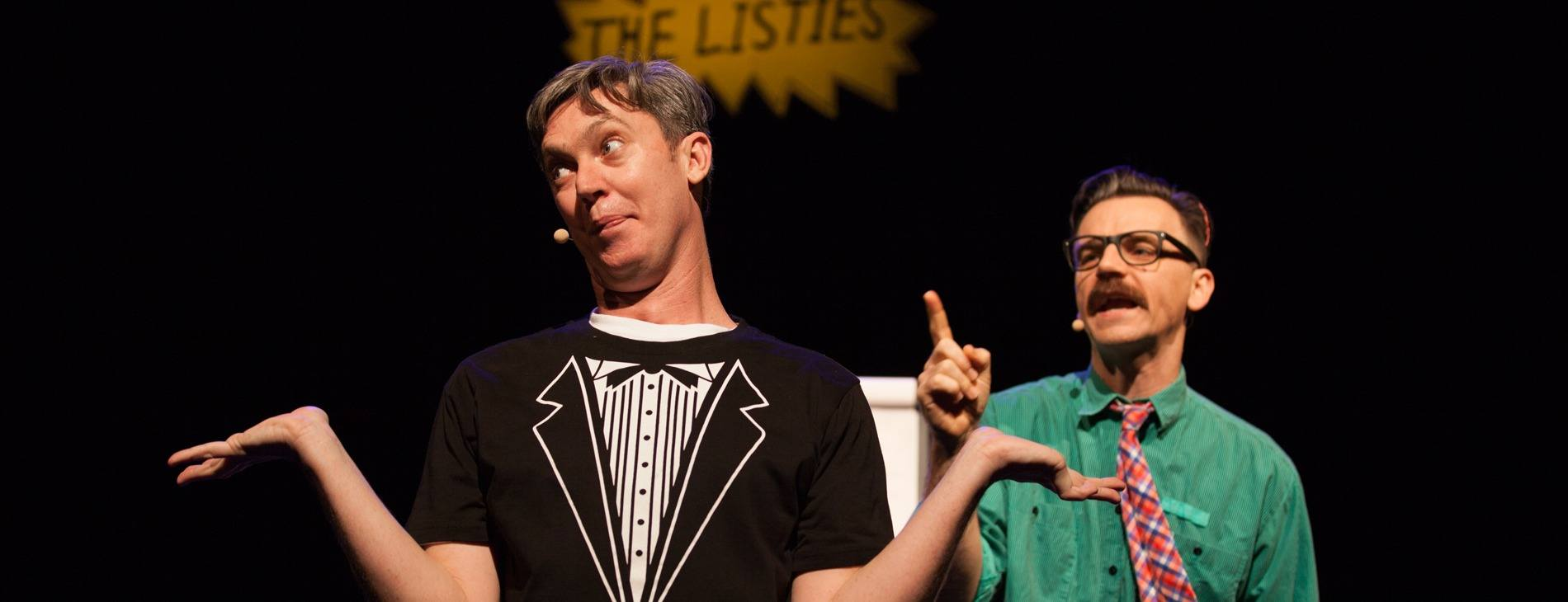 The Listies at monkey baa darling quarter theatre sydney